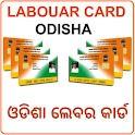 Odisha Labour Card List icon