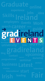 gradireland Events- screenshot thumbnail
