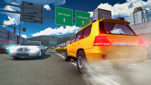 Extreme Off-Road SUV Simulator  screenshots 7