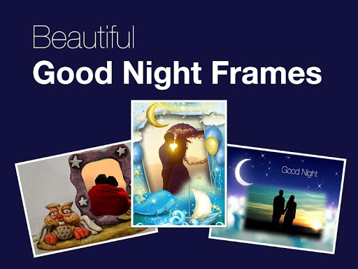 Good Night Photo Frames