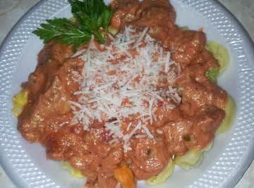 Denise's Italian Rose Sauce