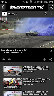 Oversteer TV- screenshot thumbnail