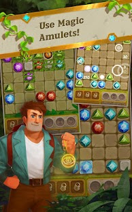 Gemcrafter: Puzzle Journey Screenshot