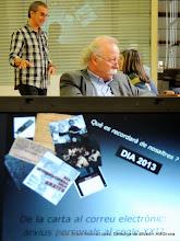 Photo: Conferencia - preparación