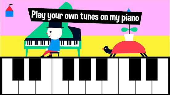 Tongo Music - for kids- screenshot thumbnail