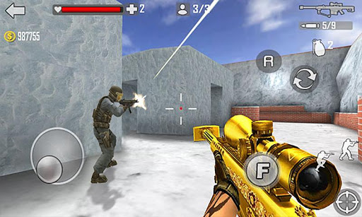 Shoot Strike War Fire 1.1.8 screenshots 2