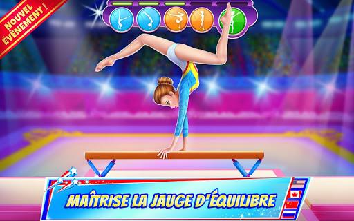 Télécharger Gratuit Superstar de gymnastique - Danse jusqu'à l'or ! APK MOD (Astuce) screenshots 3