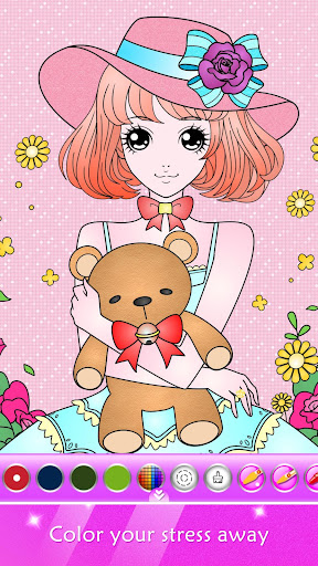 Princess Coloring Book for Kids & Girls Free Games 2.0.0 DreamHackers 2