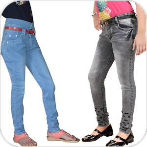 Girls Jeans Fashion 2017