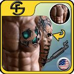 3D Tattoo, Photo Editor HD 1.0