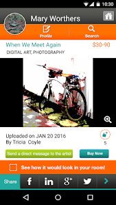 ArtLoupe: Shop & Sell Fine Art screenshot 3