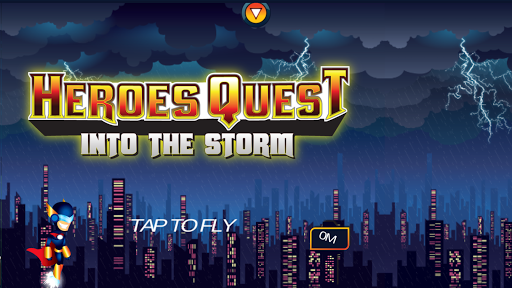 Heroes Quest - Into the Storm