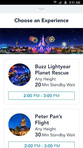 Shanghai Disney Resort 7.1.1 screenshots 2
