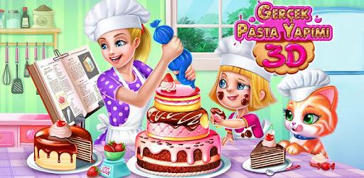 Gercek Pasta Yapimi 3d Google Play De Uygulamalar