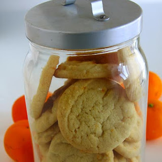Simple Orange Cookies