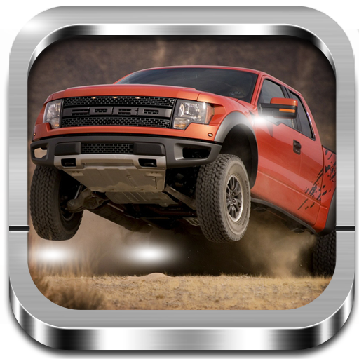 Offroad Truck Parking Game 3D