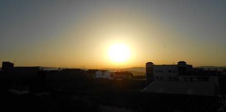 Photo: amanece en aldea del rey 15-06-2013