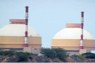 Photo: 'Kudankulam nuclear plant faked emergency drill' http://t.in.com/apGa