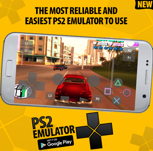 Golden PS2 Emulator For Android (PRO PS2 Emulator) 117 screenshots 2