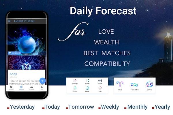 Horoscope: Free Daily Horoscope, Zodiac Signs 2018 - screenshot