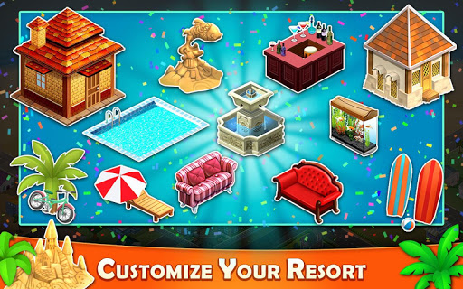 Resort Tycoon - Hotel Simulation Game  {cheat|hack|gameplay|apk mod|resources generator} 5