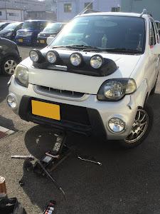 Kei HN11S Gタイプ 4WDのカスタム事例画像 うるおいのジェルさんの2018年11月20日12:36の投稿