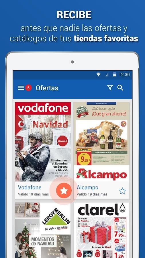 Ofertia cat logos y tiendas aplicaciones de android en - Ofertia folleto carrefour ...
