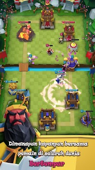 Game Perang Royale - Clash Of ThreeKing