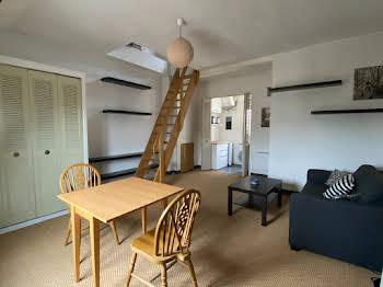 Appartement 2 pièces 34,62 m2