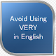 Avoid Using The Word VERY in English for PC-Windows 7,8,10 and Mac