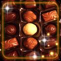 Chocolate live wallpaper icon