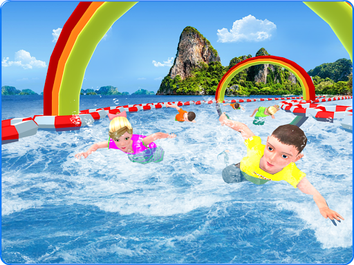 Kids Swimming Adventure : Impossible Treasure Hunt for PC