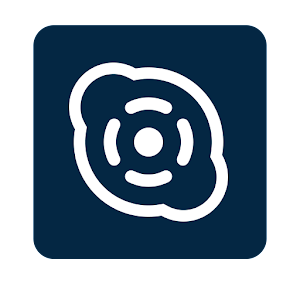 Skype Room Remote Icon