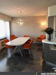 Appartement 5 pièces 118 m2