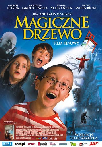 Polski plakat filmu 'Magiczne Drzewo'