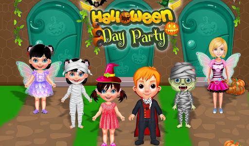 Halloween Day Party v1.0.0