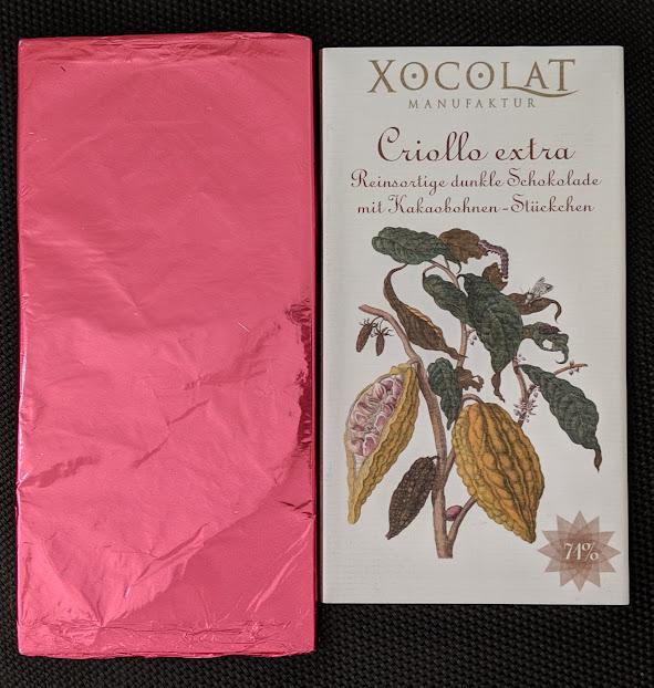 71% Criollo Xocolat Bar