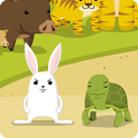 루미키즈 유아 동화 ♥ 토끼와 거북이 ♥ [이전버전] icon