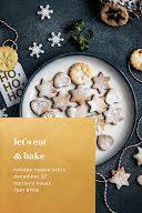 Let's Eat & Bake - Postcard item