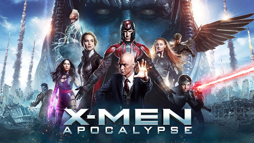 X-Men: Apocalypse (English) 3 movie dubbed in hindi free download