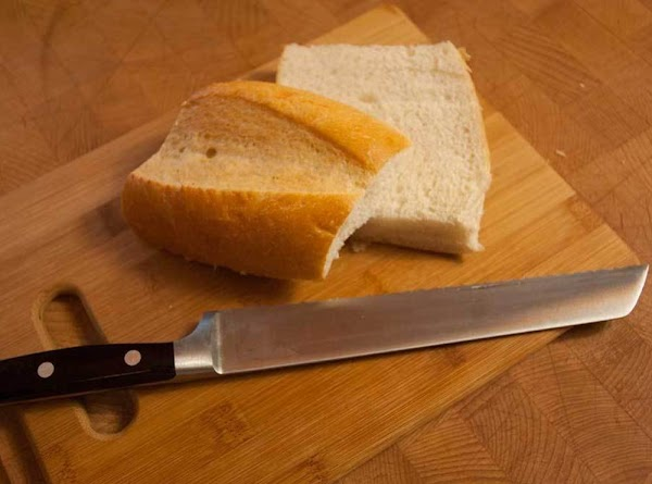 Slice open the buns, hoagies, or whatever you are using for your Sloppy Joe's.