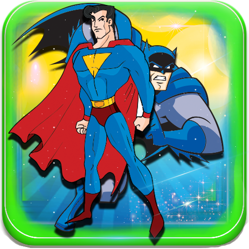 Superhero Ultimate Quiz Android APK Download Free By MLK Games