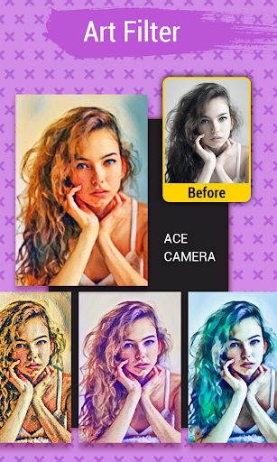 Ace Camera - Photo Editor, Collage Maker, Selfie screenshot 8