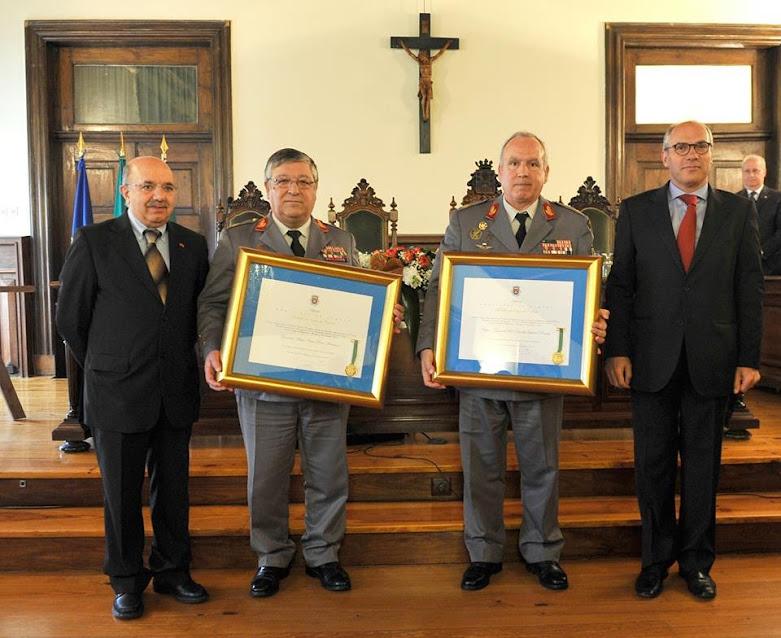 Novos Cidadãos de Ouro de Lamego prometem lutar pela manutenção do CTOE