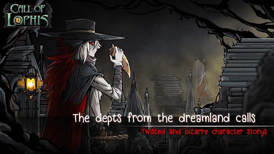 Lophis Roguelike:Card RPG game,Darkest Dungeon 8