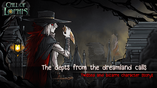Lophis Roguelike:Card RPG game,Darkest Dungeon Screenshot