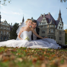 Wedding photographer Tomek Solecki (fotoimpuls). Photo of 28.10.2014