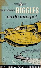 Photo: 54 Biggles en de Interpol
