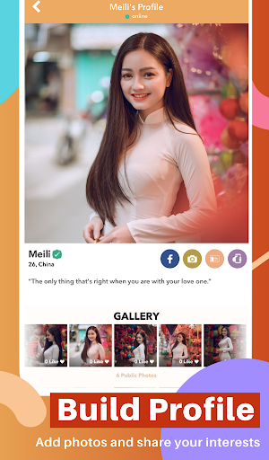TrulyChinese - Chinese Dating App  Wallpaper 19