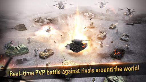 Commander Battle APK MOD – Pièces de Monnaie Illimitées (Astuce) screenshots hack proof 1